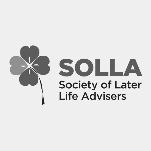 Large SOLLA logo