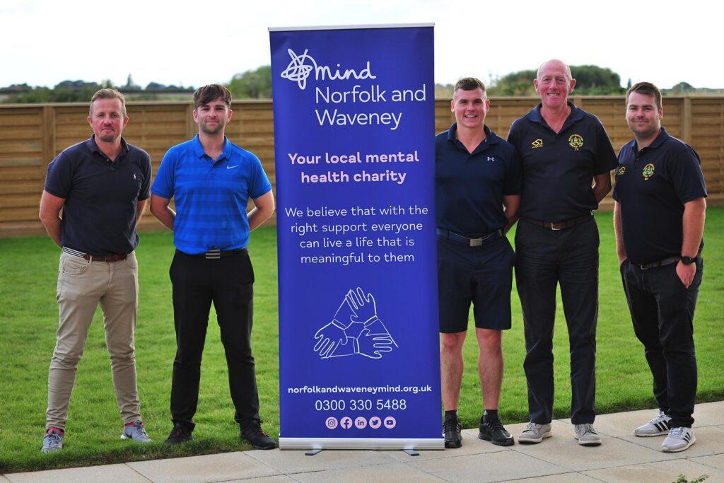 ATFM Charity Golf Winners
