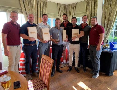 Charity Golf Day a Success
